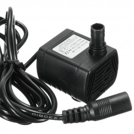 Submersible Water Pump 12V 3W 200L/H