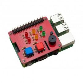 Placa JAM HAT para Raspberry Pi