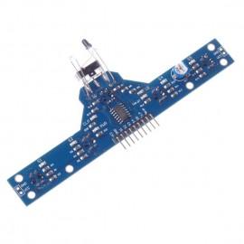 Módulo de Sensor Detector de Infrarrojos de 5 Canales