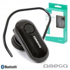 Auriculares Bluetooth V3.0 con Micrófono Negro