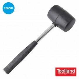 Maço em Borracha 200g - Toolland