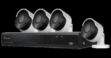 Qual o melhor Kit de Cameras Video-Vigilância?