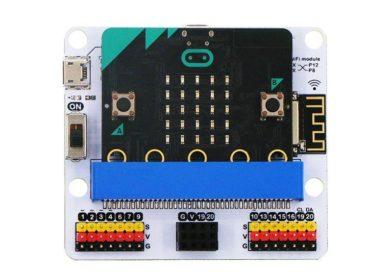 Descubra a nossa nova Placa Iot:Bit para o seu Micro:Bit
