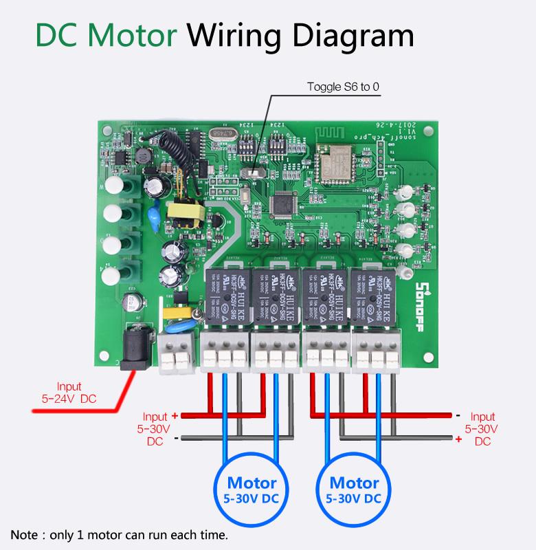 Sonoff 4ch Pro Interruptor Wifi Rf 4 Canais Inteligente