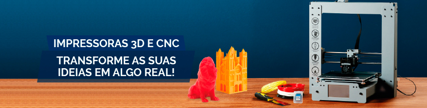 impressora 3d impressão 3d cnc fresa laser electronica portugal