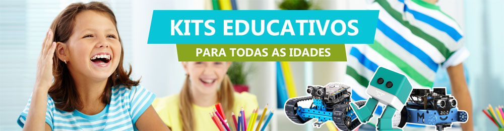 Kits didáticos e educativos